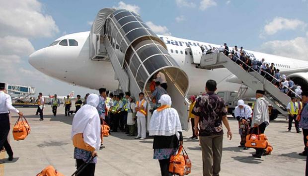 Jadwal Keberangkatan dan Kepulangan Jamaah Haji Embarkasi Banda Aceh, Medan, Batam, Palembang, Padang, Jakarta, Solo, Surabaya, Banjarmasin, Balikpapan, Makassar, Lombok