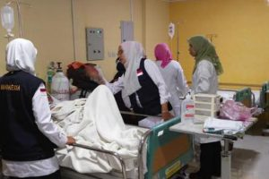 Tips Mengatasi Heat Stroke Bagi Jamaah Haji