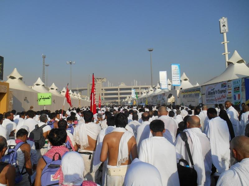 Tips Agar Tidak Tersesat di Makkah
