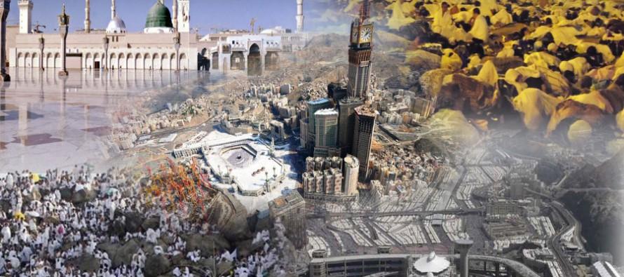 Lokasi-lokasi Utama dalam Pelaksanaan Ibadah Haji