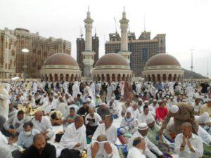 Sholat di Masjidil Haram